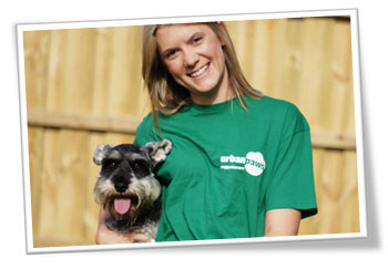 Lauren loves pet sitting and looks after a few of our regular clients.